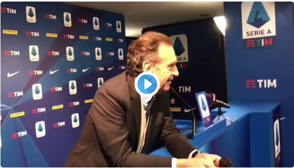 Cellino presidente del Brescia parla di Balotelli