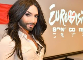 Conchita Wurst all'Eurovision