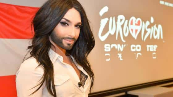 Conchita Wurst all'Eurovision