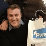 Bobo Vieri con Pivert