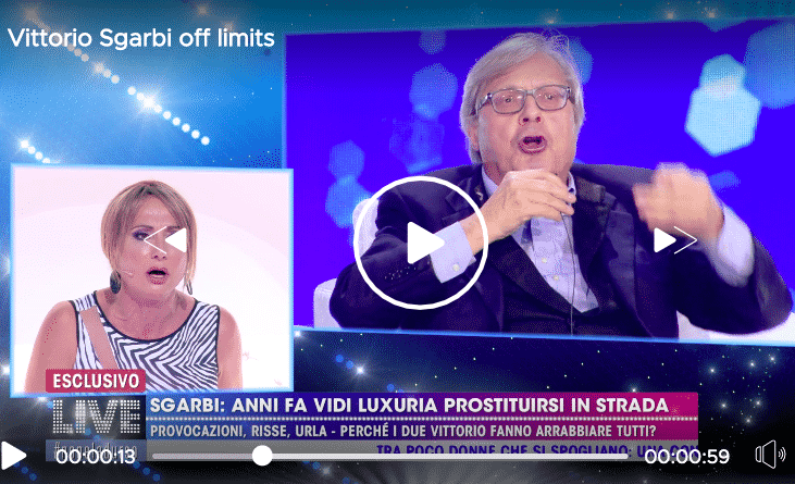 sgarbi luxuria