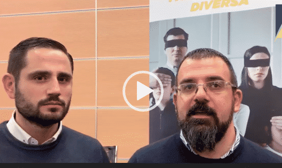 Adriano Scianca e Valerio Benedetti