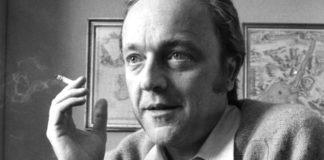Lo scrittore Henrik Stangerup