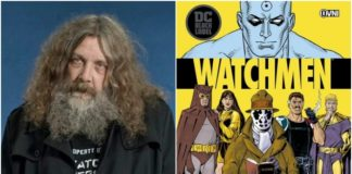 "Alan Moore e i ""Supereroi"" di The Watchmen"