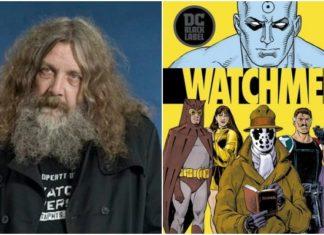 "Alan Moore e i ""Supereroi"" di The Watchmen"
