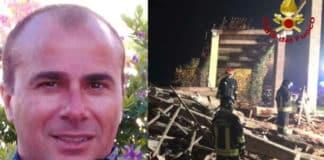 Alessandria cascina esplosa