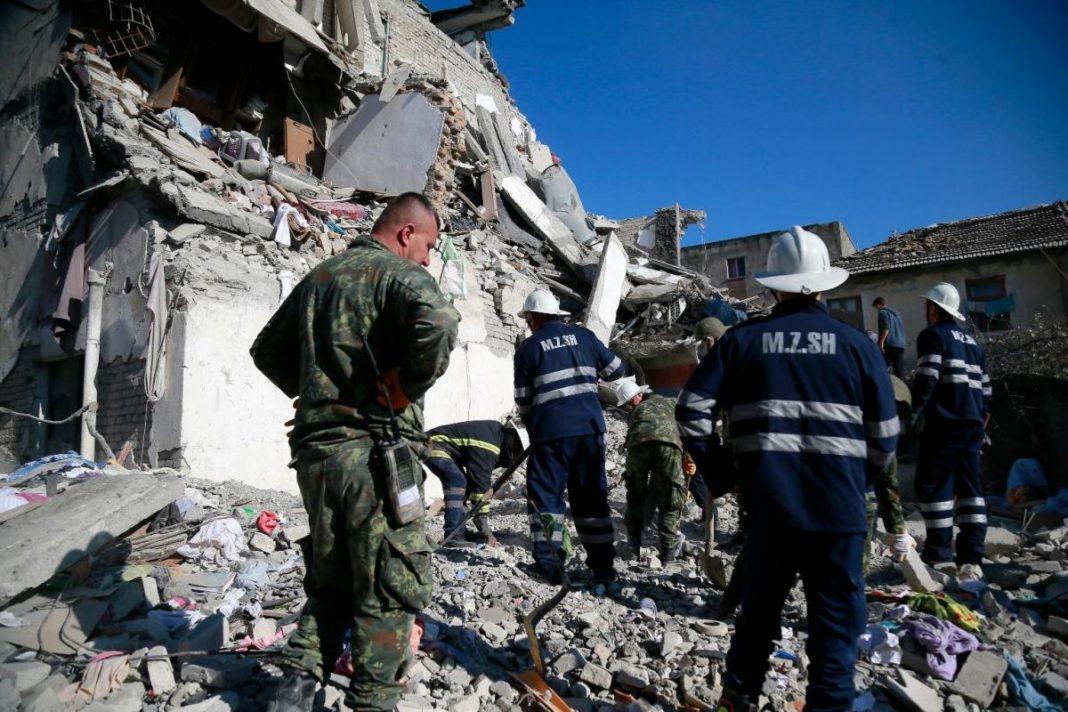 albania, terremoto