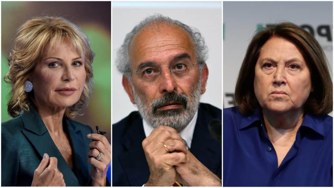 Gli anti sovranisti Gruber, Lerner e Annunziata