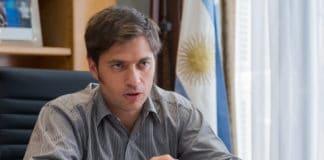 kicillof argentina