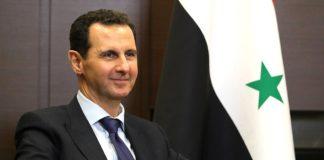 bashar assad, presidente siriano