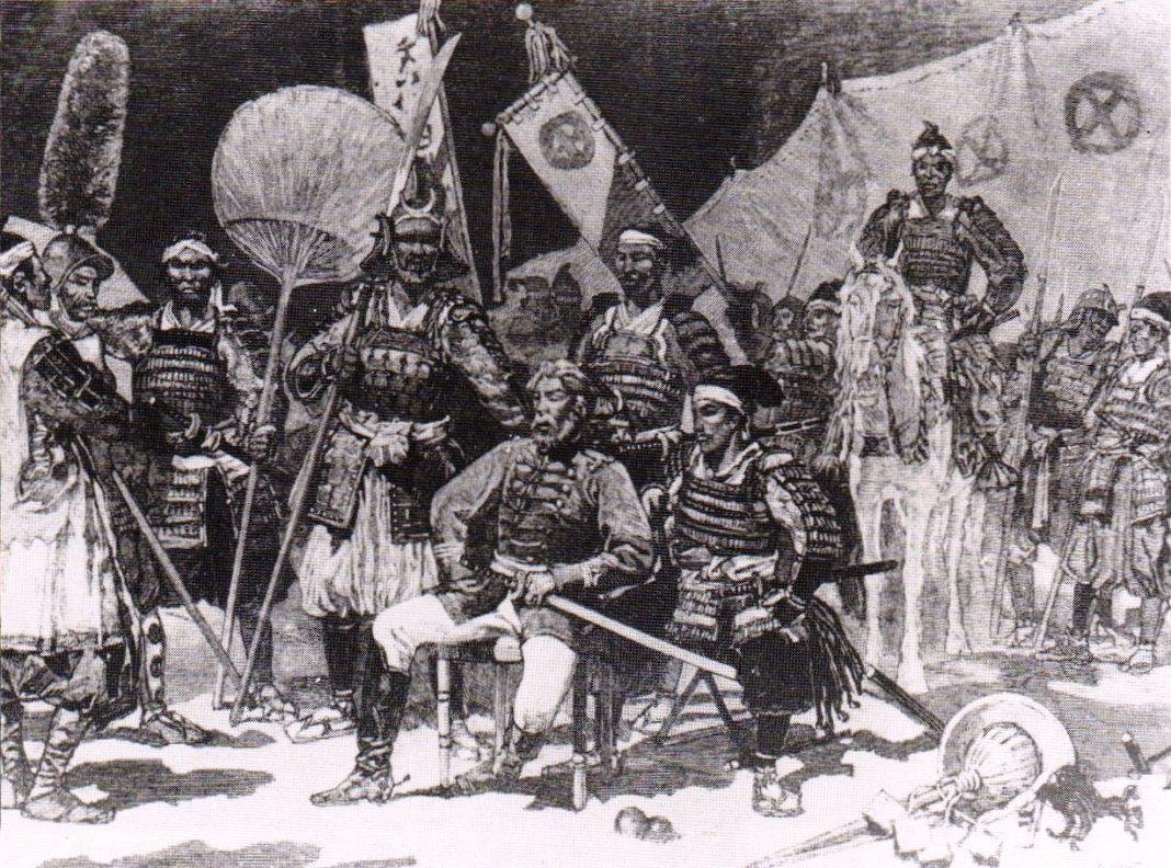 battaglia di shiroyama
