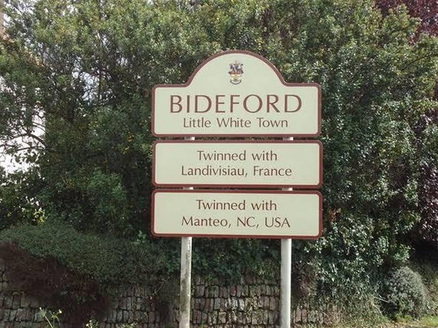 bideford, inghilterra