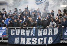 ultras del Brescia