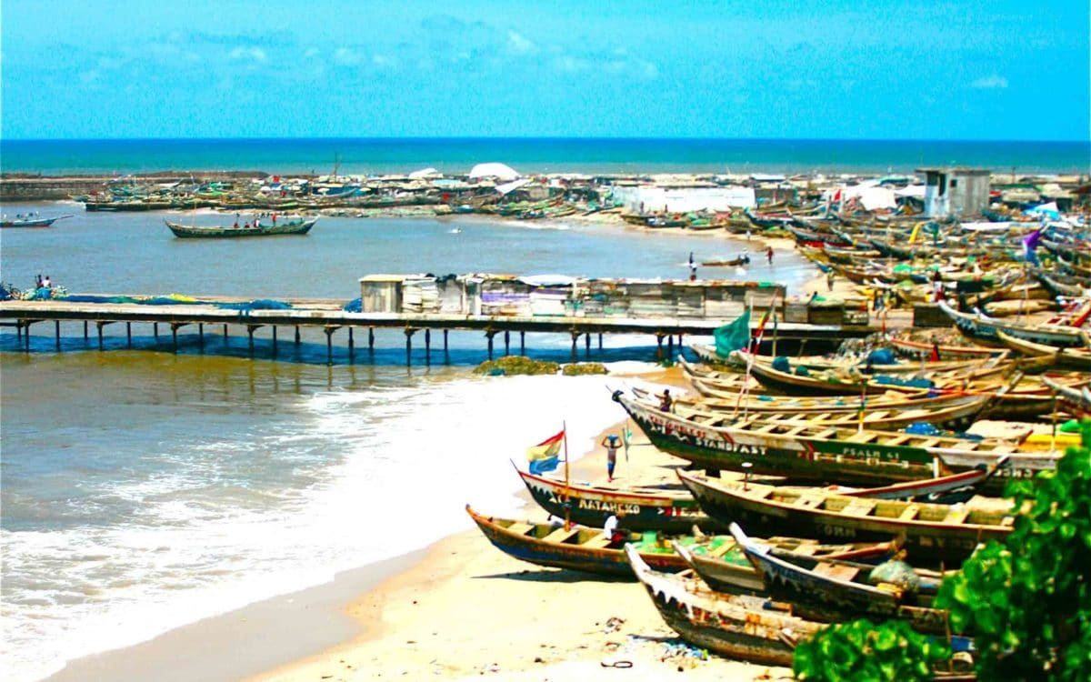 turismo ghana
