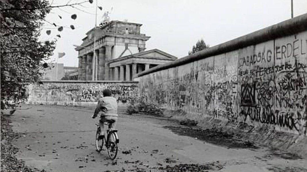 muro di berlino, 60 anni