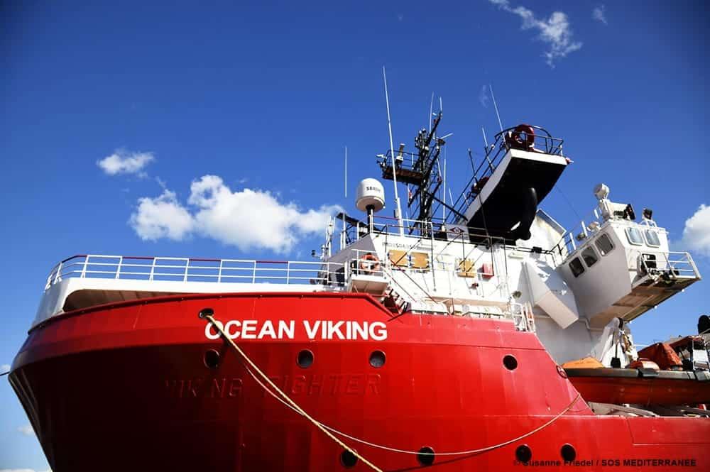 ocean viking, nave ong
