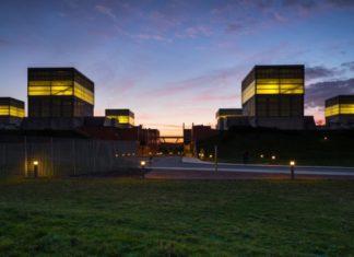 green data center supercomputer