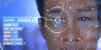 cinese riconoscimento facciale