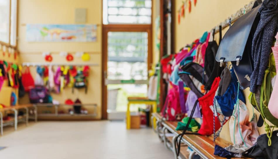 Foto di scuola elementare