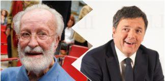 Eugenio Scalfari e Matteo Renzi