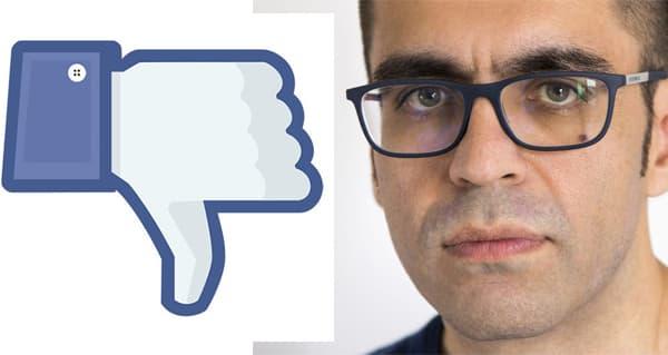 David Puente e facebook