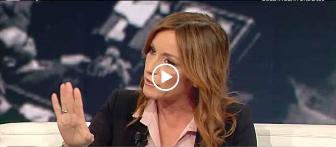 Lucia Borgonzoni ad Agorà