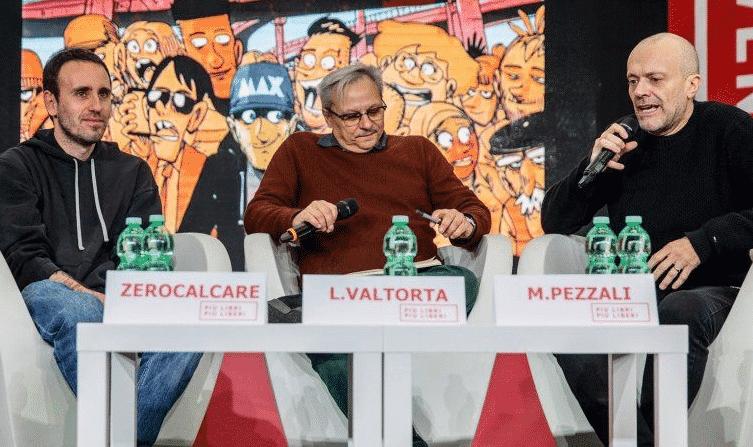 Max Pezzali e Zerocalcare