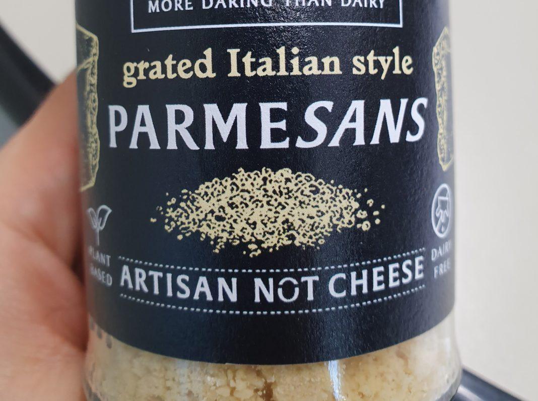 Parmigiano vegano