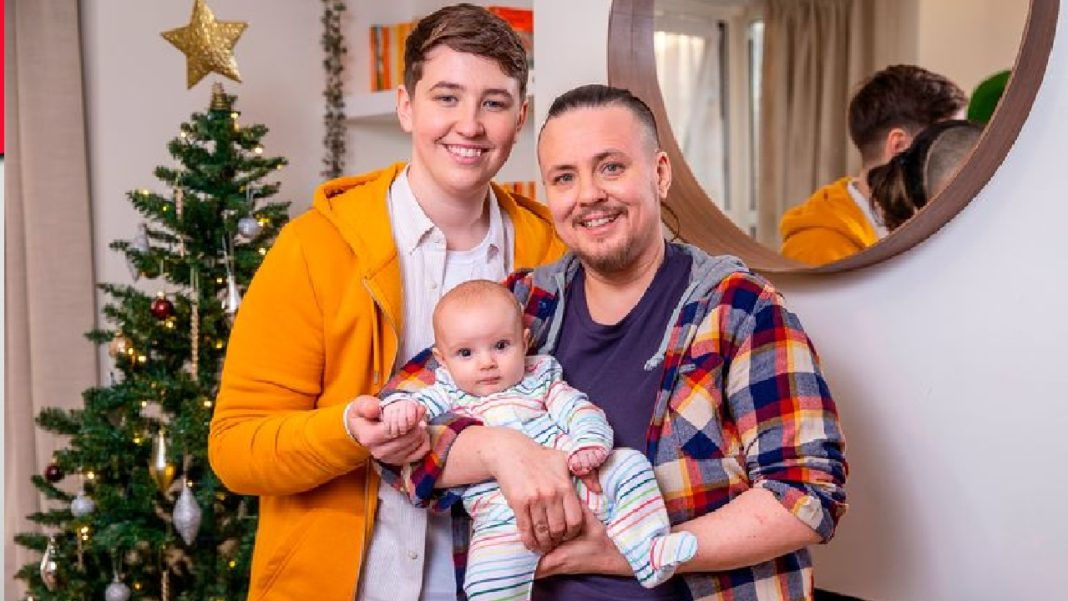 La famiglia trans
