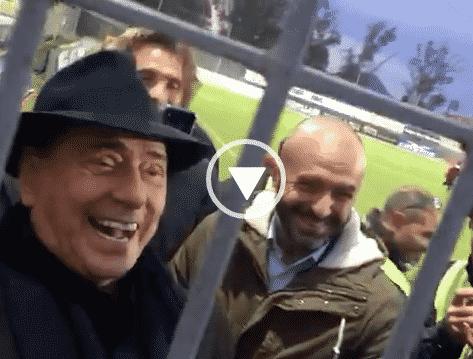 Berlusconi ride