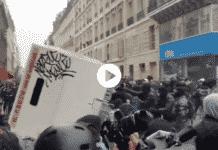 parigi black bloc