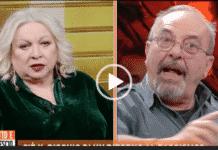 maglie vauro scontro tv