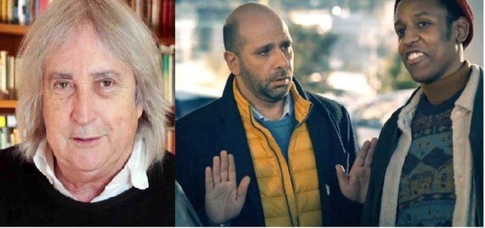 Enrico Vanzina e Checco Zalone