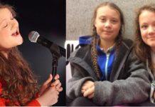 Beata Ernman sorella di Greta Thunberg