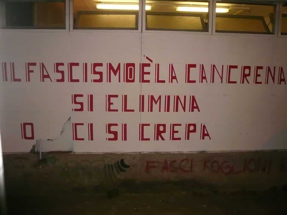 cancrena fascismo crusca