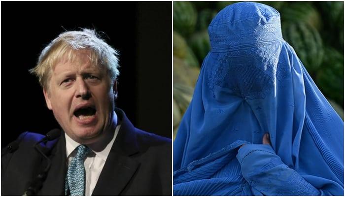 johnson burqa