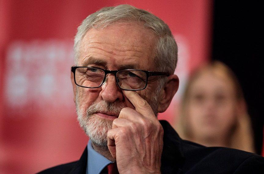corbyn, leader laburista