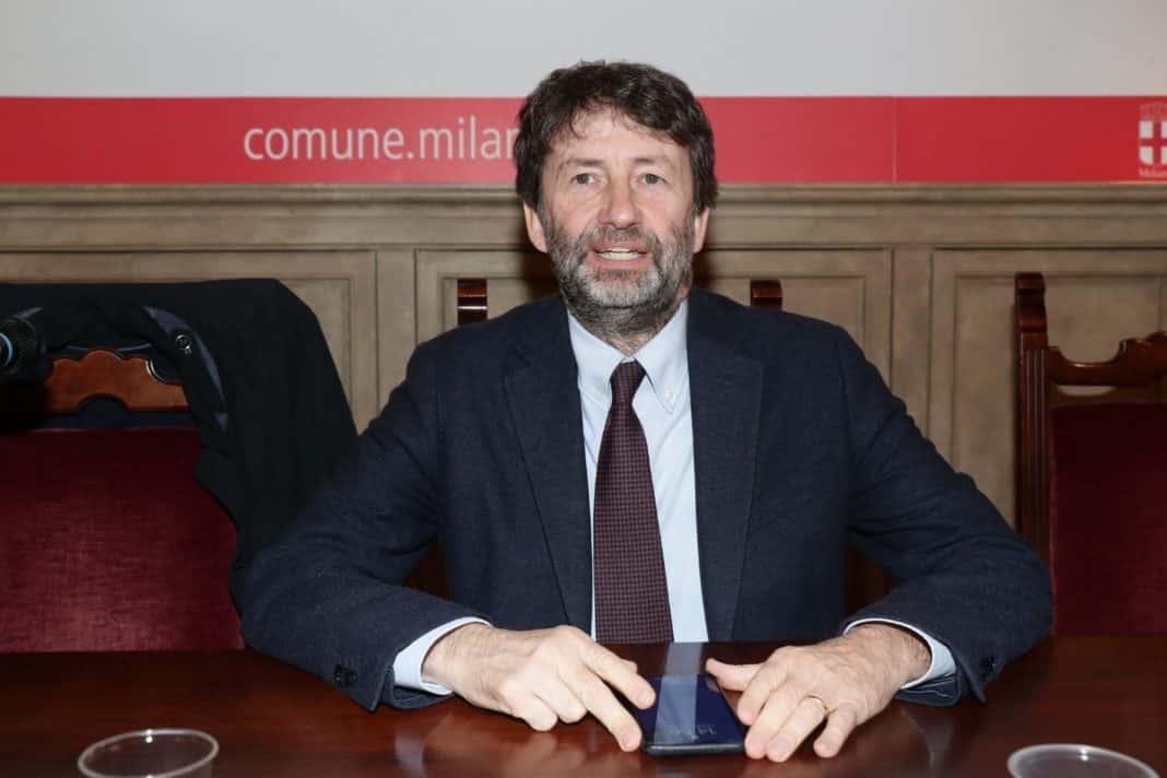 resistenza, il ministro dario franceschini