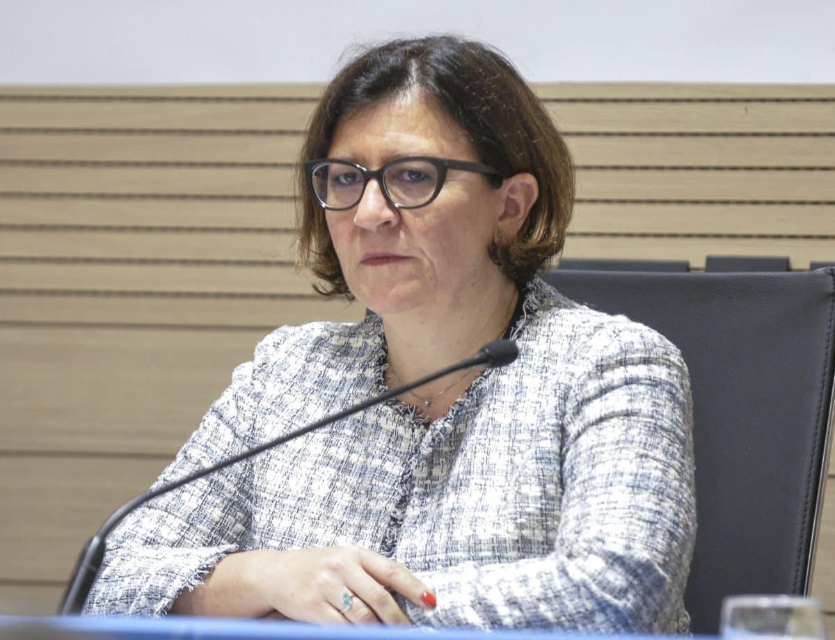 Elisabetta Trenta, ex ministro