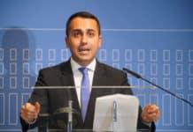 Di Maio, ministro degli Esteri