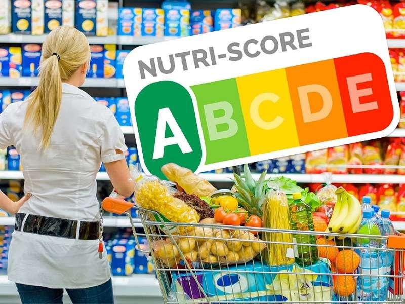 Nutri-Score, euro etichetta