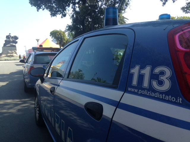 Grosseto, polizia