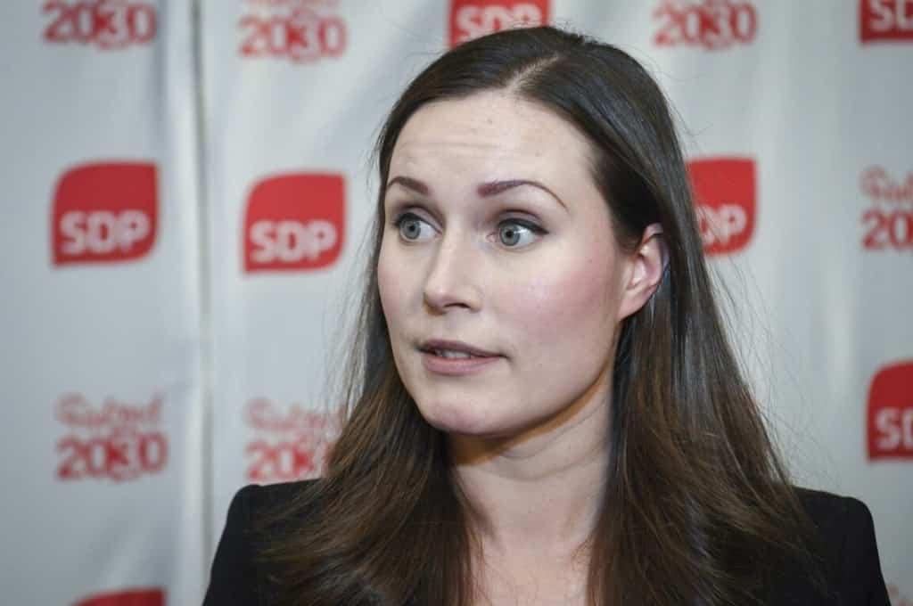 femminista, premier finlandese