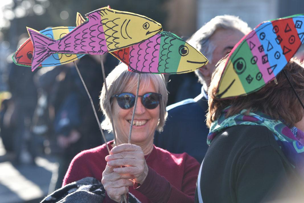 sardine, manifestazione