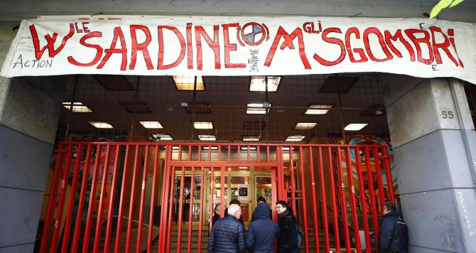 sardine centro sociale