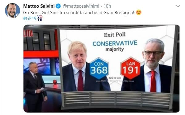 sovranisti brexit