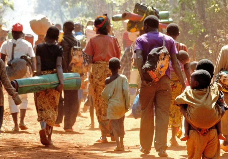 rifugiati tanzania