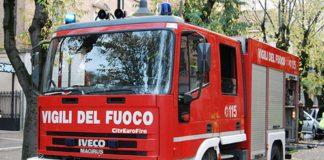 turco incendia letto ospedale
