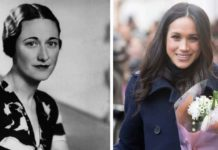 Wallis Simpson e Meghan Markle