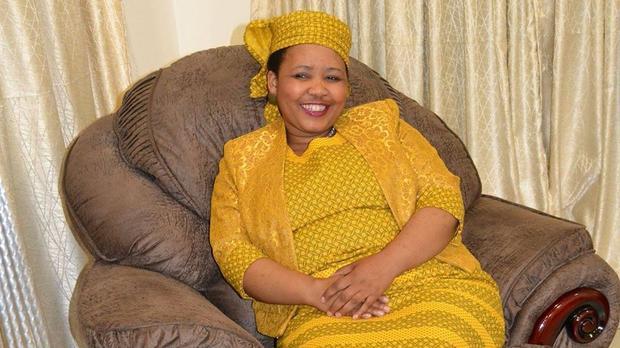 Moglie premier del Lesotho
